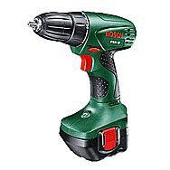Bosch PSR 12 Cordless Drill Driver 12 Volt 1 Battery – 0603955570