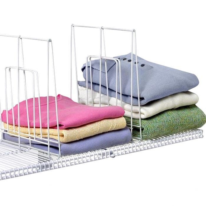 Features:  Closet Organization Collection.  Wire Shelf.  1 Pack.