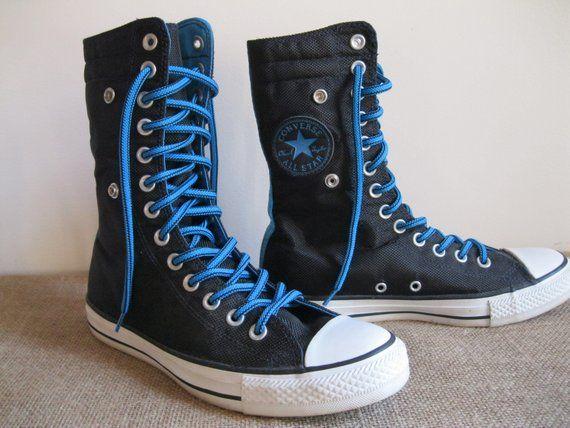 Stars Boot Cuff Sneakers Chuck Taylor