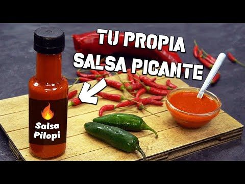 Chile Picante, Hot Sauce Bottles, Carrots, Stuffed Peppers, Vegetables, Youtube, Clever, Pizza, Salads