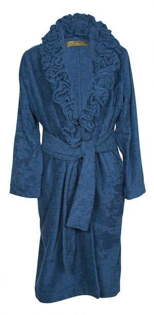 Luna Di Giorno Shawl Bathrobe