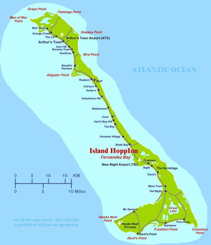 Map Of Cat Island Bahamas Pinterest Cats Maps
