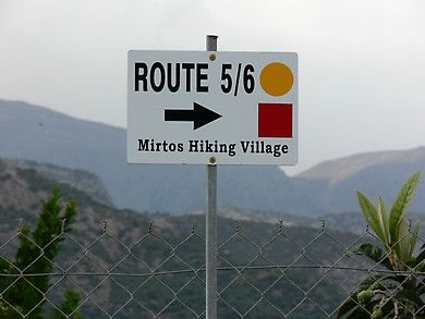 Mirtos Hiking Village