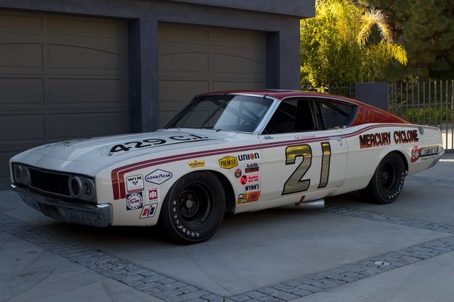 103 1969 Mercury Cyclone Spoiler II Boss 429 Nascar | Car Build Index