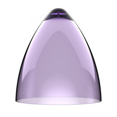 #Clear Lavender Shade