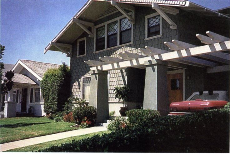 california bungalow - Google Search