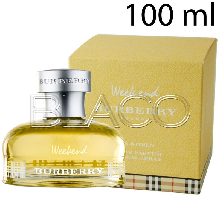 Burberry Week End 100ml Donna