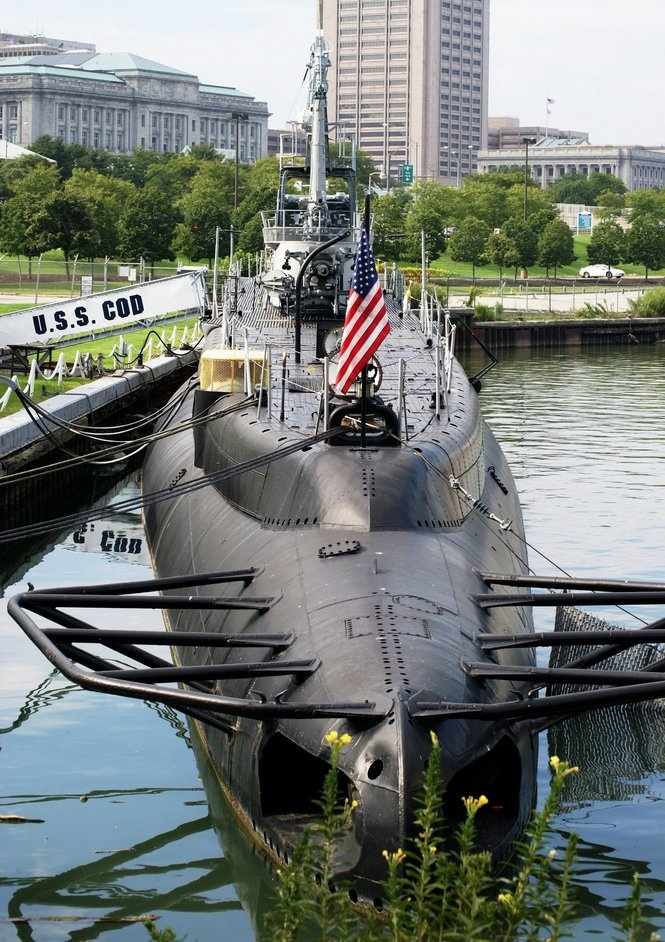 USS Cod Museum - Cleveland, OH