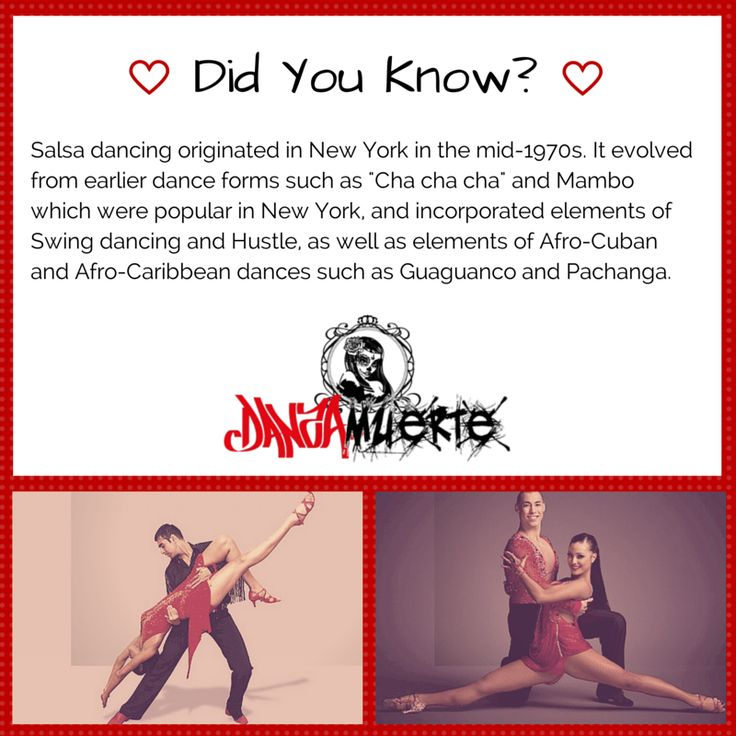 Did you know??  https://www.facebook.com/DanzaMuerteShoes