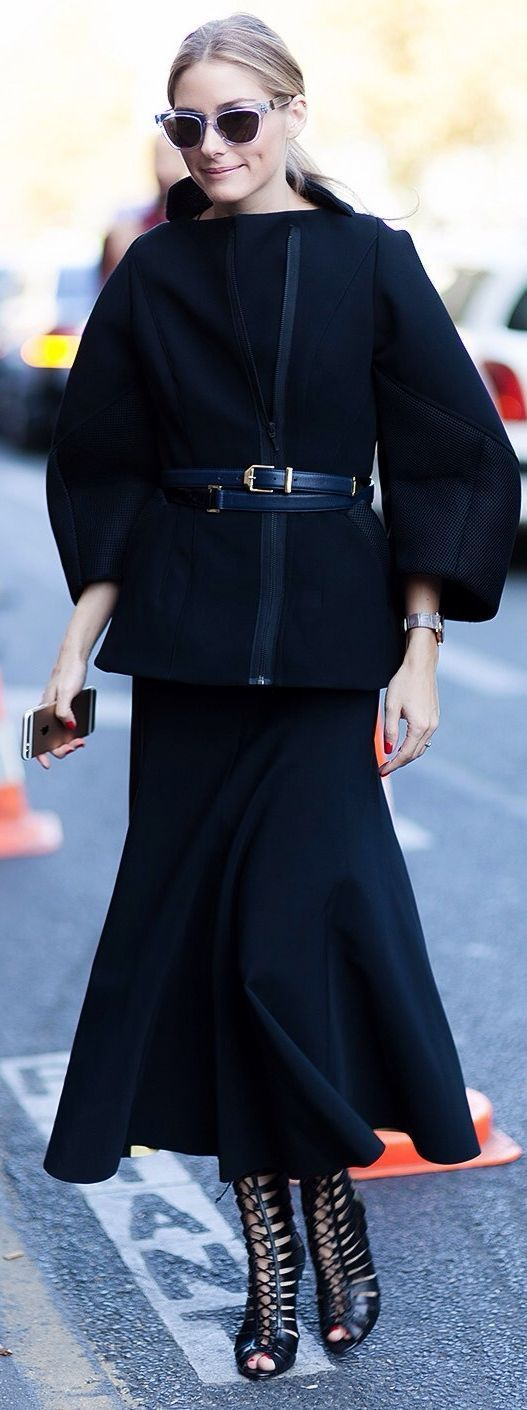 @roressclothes closet ideas #women fashion outfit #clothing style apparel All-black Outfit