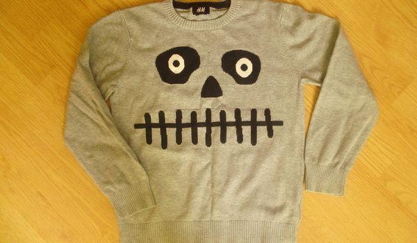 Halloween dla starszego chłopca http://dzieciociuszek.pl/products/7948