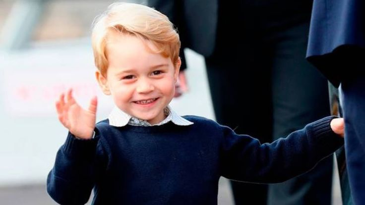 Born to be King Prince George Alexander Louis of Cambridge