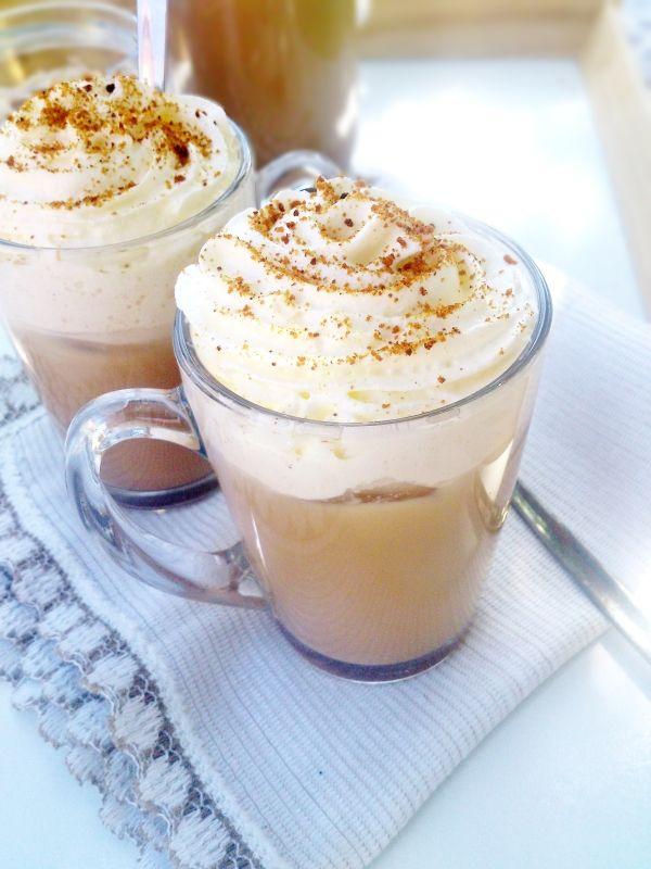 Assez Les 25 meilleures idées de la catégorie Latte glacé sur Pinterest  ZB19