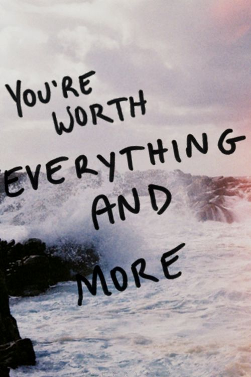 God Knows You\'re Worth It | Hope\'s Rising