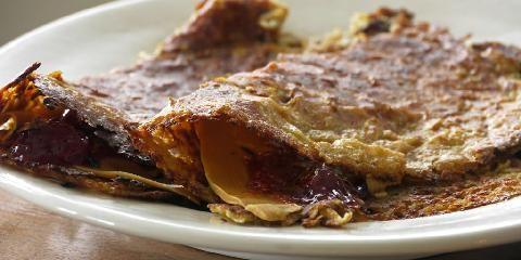 Grove pannekaker - Tenk at pannekaker kan være så sunt - og så godt...