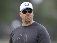 Colts GM Ryan Grigson: Its not a time for panic in Indy