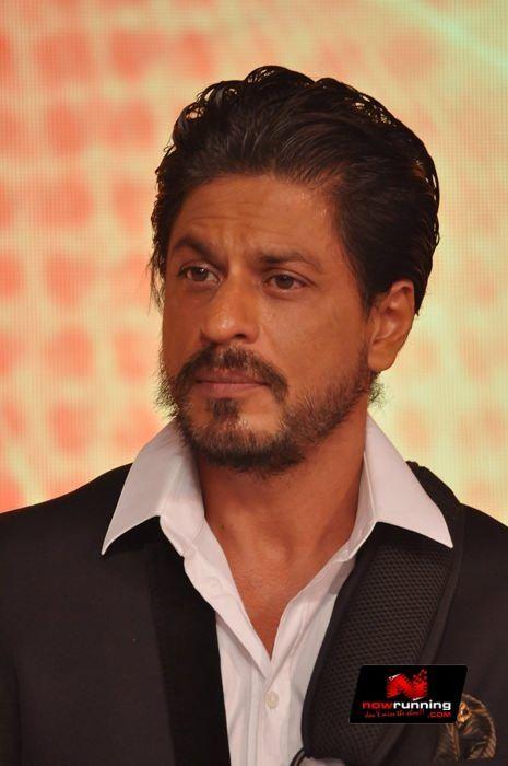 Shahrukh Khan At ABP Sanman Event In Mumbai