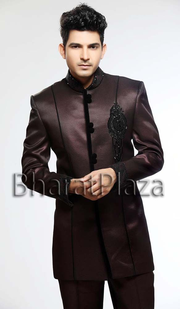 Western Fashion Latest Men Wedding Suits Collection One of the famous brands that is working on grooms-wear is Stephen Bishop, giving the classic and .