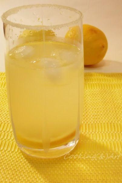 Μαγειρική(&)Τέχνη!: Σπιτική λεμονάδα !