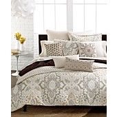 MACY'S. Echo+Bedding,+Odyssey+Comforter+and+Duvet+Cover+Sets