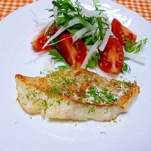 タラ スキンレスレシピ・作り方の人気順 簡単料理の楽天レシピ タラのムニエル