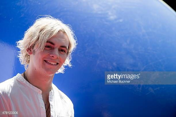Actor and Musician Ross Lynch attends the premiere of Disney Channel's 'Teen Beach 2' at Walt Disney Studios on June 22 2015 in Burbank California