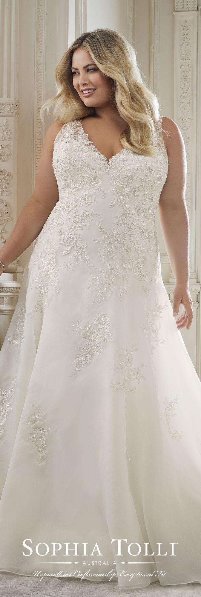 240 best Brautkleider plus size images on Pinterest | Bridal gowns ...