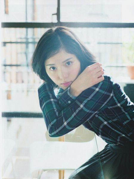 Matsuoka Mayu , Mayu Matsuoka (松岡茉優)