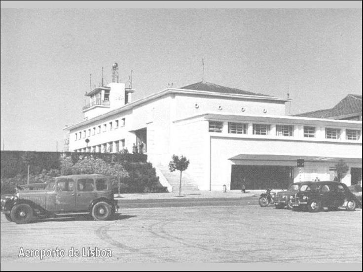 Aeroporto de Lisboa (anos 50)