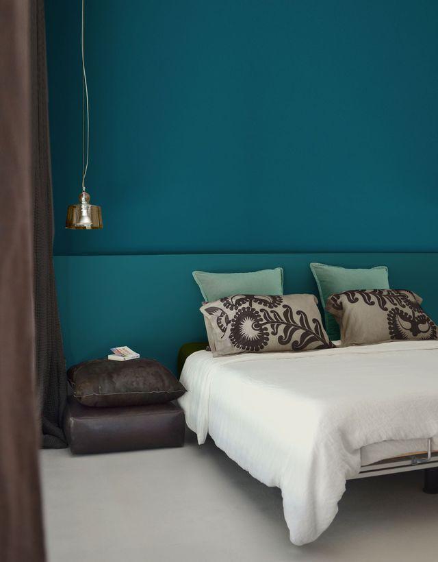 1385 best Couleurs à vivre images on Pinterest Paint colors, Wall - Quelle Couleur Mettre Dans Une Chambre