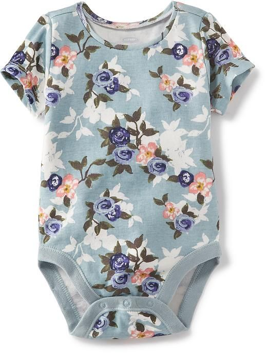 Jersey Bodysuit for Baby Product Image