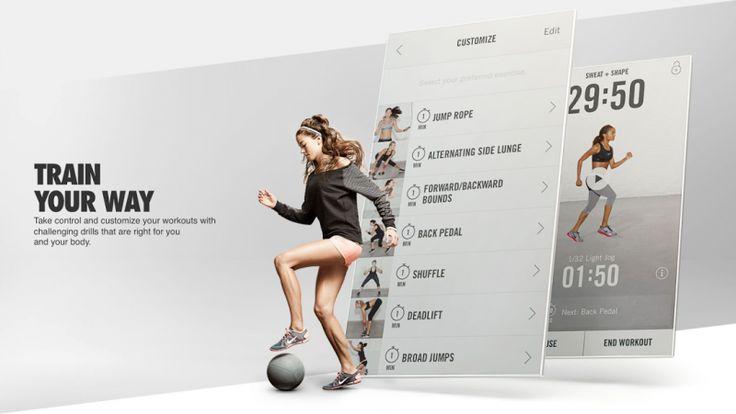 5 app fitness per rimettersi in forma e praticare sessioni di allenamento - http://www.chizzocute.it/5-app-fitness-rimettersi-forma-praticare-sessioni-allenamento/