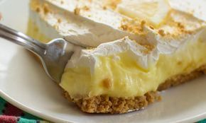 Ce gâteau au fromage au citron sans cuisson, fera des jaloux dans votre famille! Tous voudront la recette!
