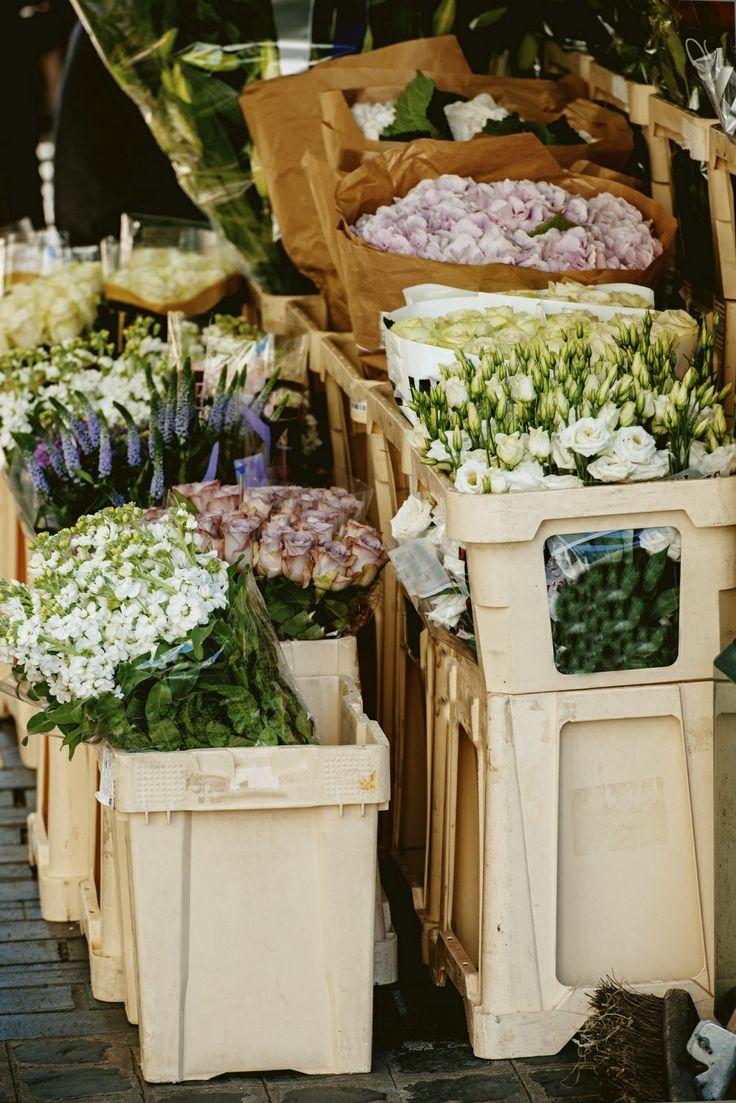 Londres y su mercado de Flores