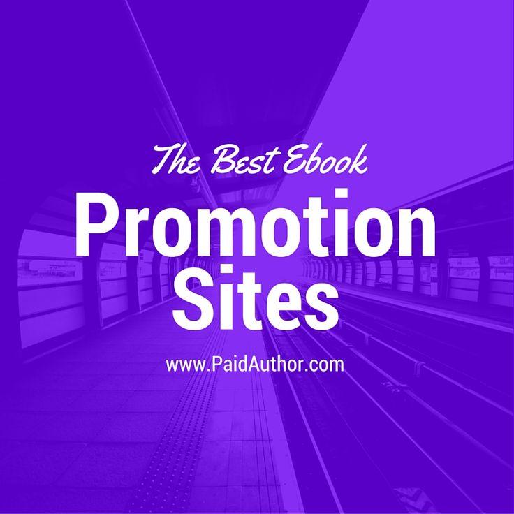 Best Ebook Promotion Sites