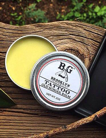 Men's Grooming Products - Tattoo Balm
