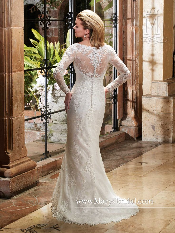 38 best Royal Princess Long Sleeve Wedding Dresses images on ...