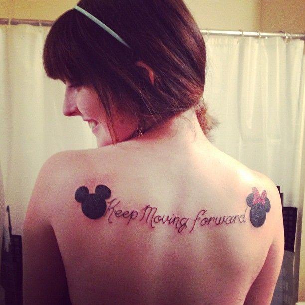 70 best disney inspired tattoos images on pinterest for Bone head tattoo