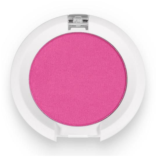 Vibrant, matte hot pink. Dreamy! From the Addicted to Pretty collection. Net Wt. 3.5 grams / .12 oz. Ingredients: Talc, Zinc Stearate,Ethylhexyl Palmitate,Sodium Dehydroacetate,Hydrogenated PolyisobuteneMay Contain:Red 40 (CI 16035),Carmine (CI 75470), Manganese Violet (CI77742), Ultramarine Pink(CI77007),Yellow 5 Lake (CI 19140), Mica (CI 77019), Iron Oxides (CI 77491, CI 77492, CI 77499),Bismuth Oxychloride (CI 77163),Titanium Dioxide (CI 77891)