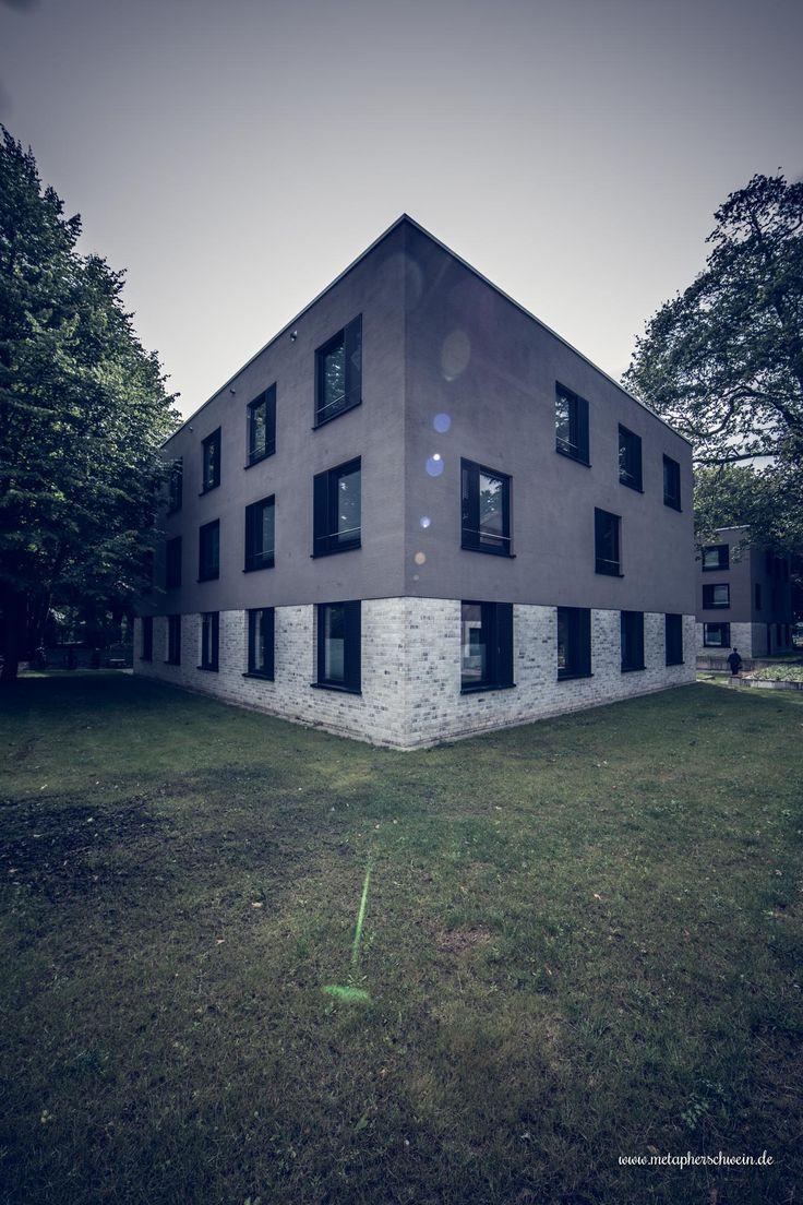 Studentisches Wohnen (2) | Architektur-Contor Müller Schlüter, ACMS Architekten GmbH | © Michael Eichhorn  Tag der #Architektur in #Hannover 2017