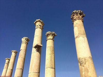 Viajes a Jordania: Viajes a Jordania - Jerash