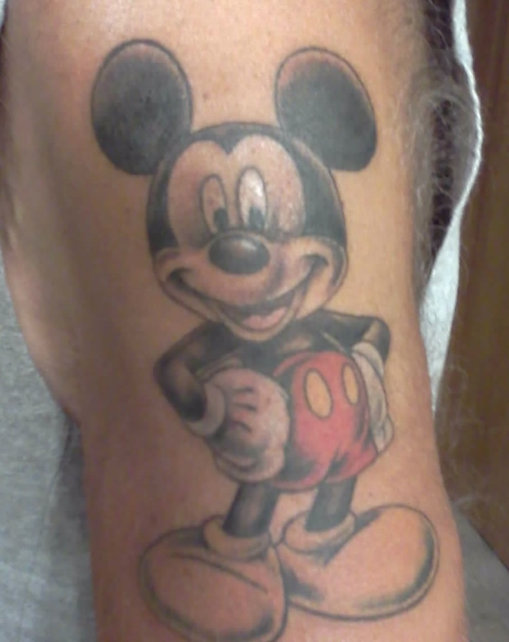 Mickey mouse childhood favorite my tattoo pinterest for Disney temporary tattoos mickey mouse