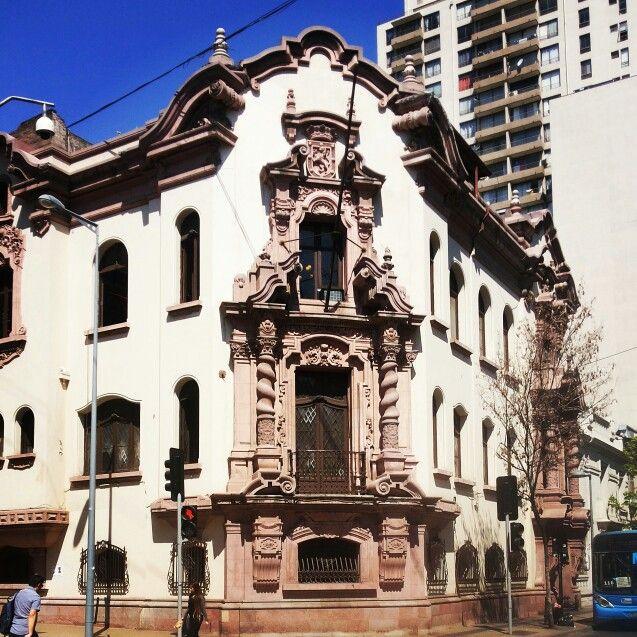Barrio Bellas Artes en Santiago de Chile, Metropolitana de Santiago de Chile