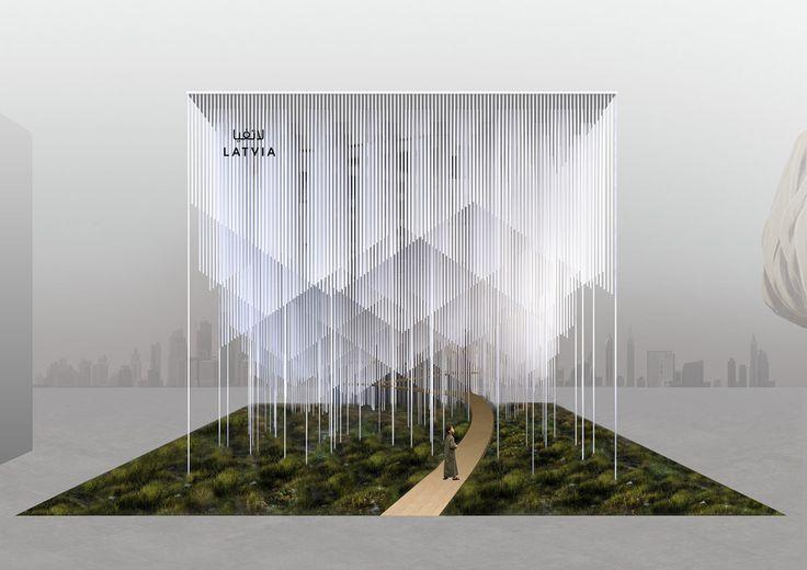 Malitis Architects creates sounding smart forest f…