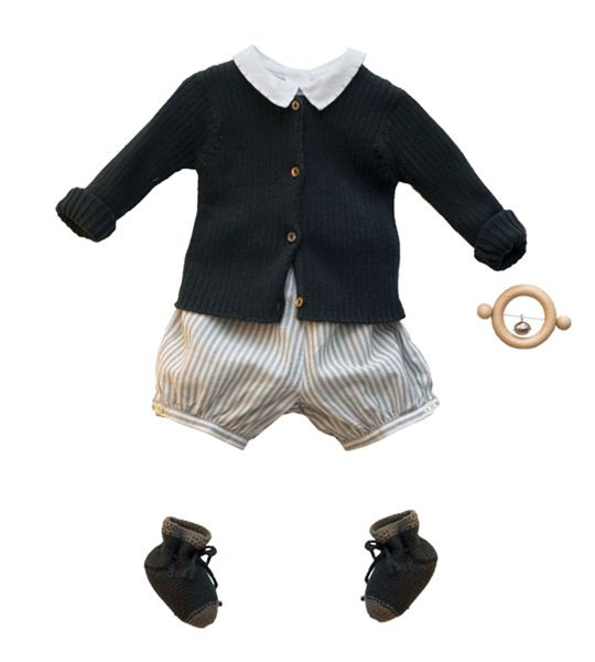 Yes, baby boy clothes are adorable.