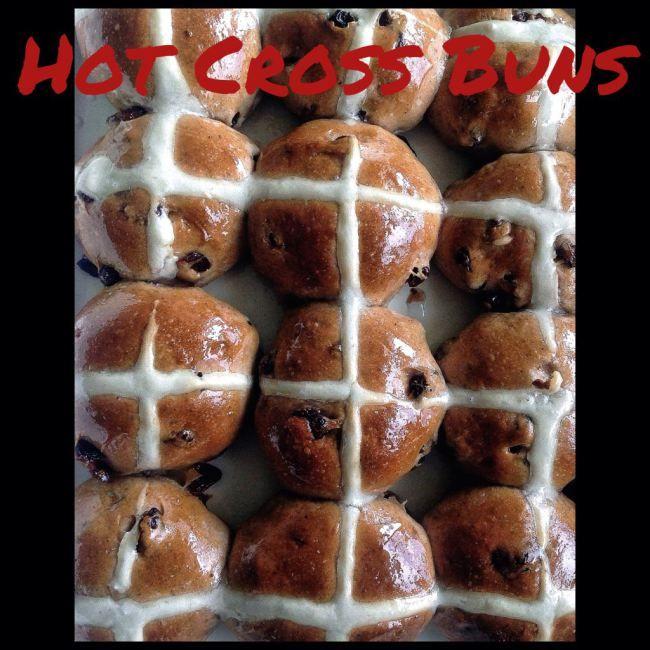 Hot Cross Buns « Mother Hubbard's Cupboard