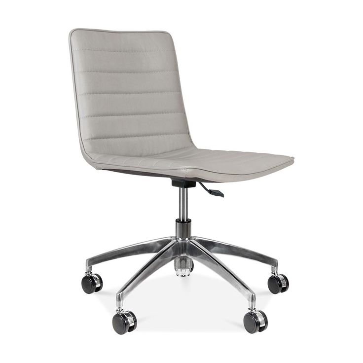 Cult Living Noble Boardroom Chair - Light Grey