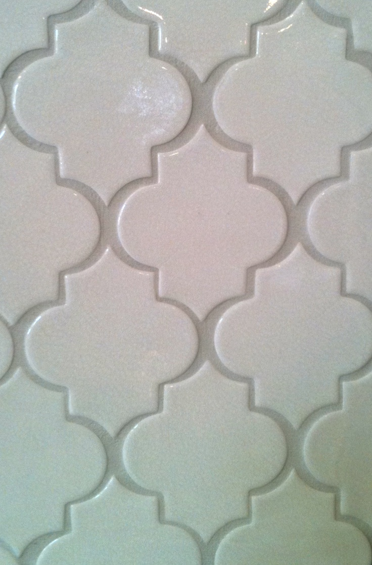 Ogee Tile From Fireclay Kitchens Pinterest Flats