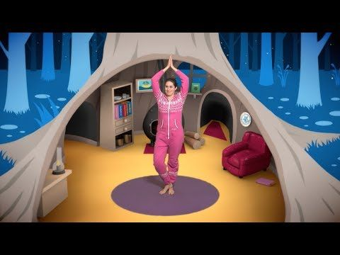 Kids Yoga Adventures - there are 13 videos so far - your students will love these yoga videos - great way to introduce them to a wonderful lifetime activity!