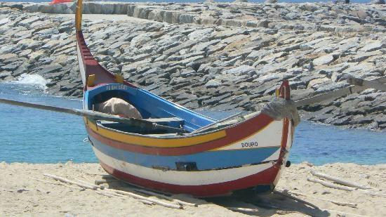 Espinho, Portugal: pesca tradicional